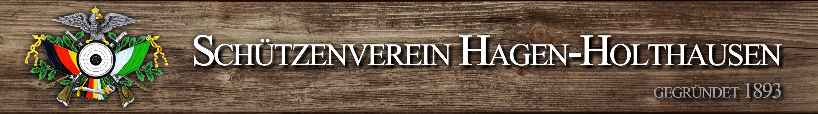 Wappen Logo Schützen verein sv Hagen Holthausen