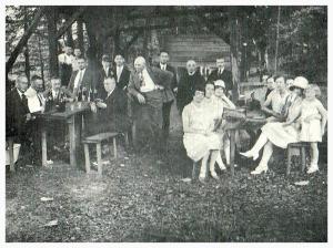 Scheibenstand 1925 - Schützenverein Hagen Holthausen