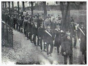 Festzug 1926 - Schützenverein Hagen Holthausen